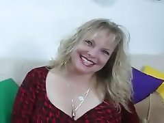 BBW, Blondine, Angespritzt, Pornosterren