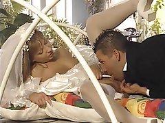 Doppia penetrazione, Sperma in faccia, Lingerie, Sesso di gruppo