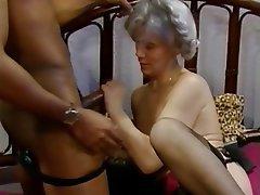 Granny, Mature, Vintage