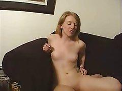 Blondine, Hardcore