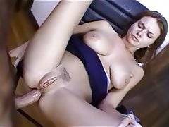 Anal, Babe, Blowjob, Brunette