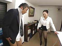 BDSM, Femdom, Japanisch, Strapon