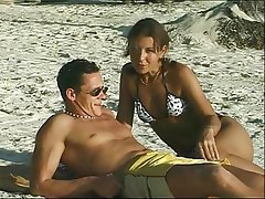 Anal, Beach, Brunette