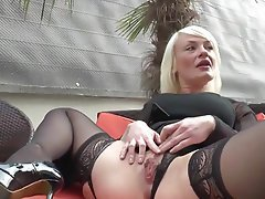 Amateur, Anal, Blonde, French