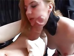 Babe, Blowjob, Facial, Pornstar