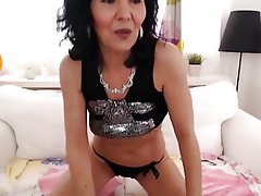 Lingerie, Età matura, Webcam