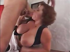 BBW, Grosse Boobs, Flotter Dreier