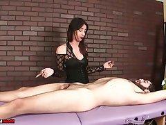 Handjob, Massage