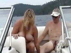 Mature, Outdoor, Wife