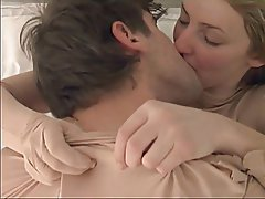 Amateur, Blondine, Blowjob, Behaart