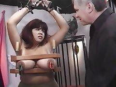 BBW, BDSM, Big Boobs, Brunette