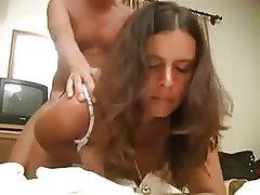 Blowjob, Cumshot, German, Lesbian