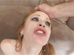 Anal, Double Penetration, Hardcore, Redhead