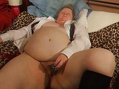 BBW, Masturbation, MILF