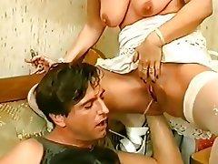 Pissing, Pornstar, Facial, German