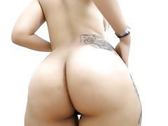 Webcam, Big Butts, Tattoo