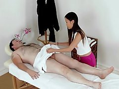 Massage, Asian, Asian, Chinese, Chinese
