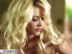 Blonde, Blowjob, Handjob, Creampie