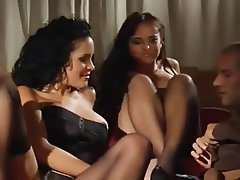 Babe, Group Sex, Hardcore, Italian