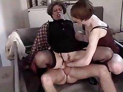 Anale, Nonne, Duro porno, Età matura