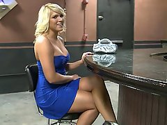 Amateur, Baby, Grosse Hahn, Blondine