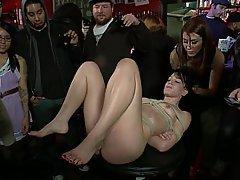 BDSM, Kölelik, Esmerler, Kaba
