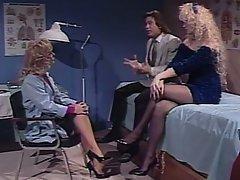 Anal, Blonde, Docteur, Baiser