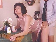 Sborrata, Lingerie, Età matura, MILF
