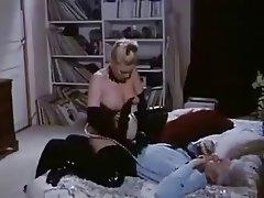 Francese, Sesso di gruppo, Pelose, Vintage