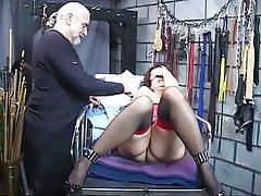 BDSM, Brunettes, Agé, Lingerie