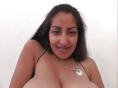 Grosse Boobs, Blowjob, Indianer