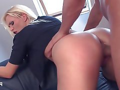 Blonde, Cosplay, Star du porno