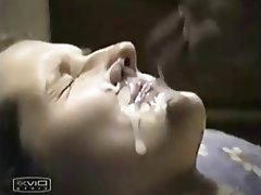 Amateur, Angespritzt, Gesichtsbehaarung