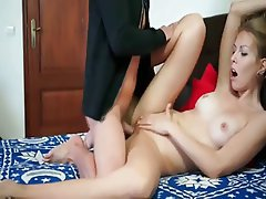 Amateur, Blonde, Creampie, German