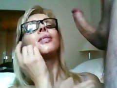 Amateur, Angespritzt, Gesichtsbehaarung, Orgasmus