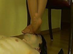 Foot Fetish, Pantyhose, Stockings
