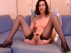 German, Hardcore, Stockings