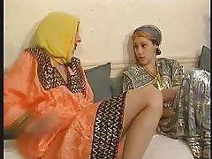 Amatriçe, Lesbién, Masturber, Arabe