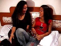 Asian, Lesbian, Thai