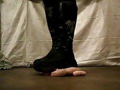 Femdom, Foot Fetish, Hardcore