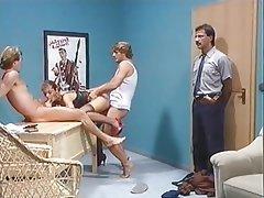 German, Double Penetration, Threesome, Vintage