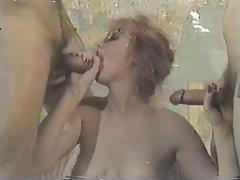 Mature, Group Sex, Handjob, MILF