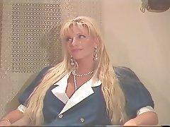 Anal, Blonde, Brunette, Lingerie