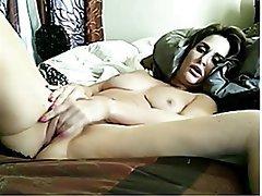 Amatriçe, Masturber, Webcam