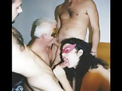 Bisexual, Group Sex, Mature, Italian