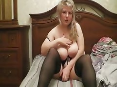 BBW, Grosse Boobs, Brustwarzen