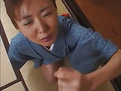 Facial, Japanese, MILF