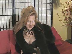 Blondine, Femdom