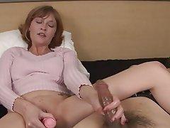 Masturbation, Orgasm