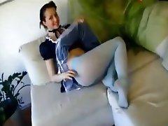 Creampie, Stockings